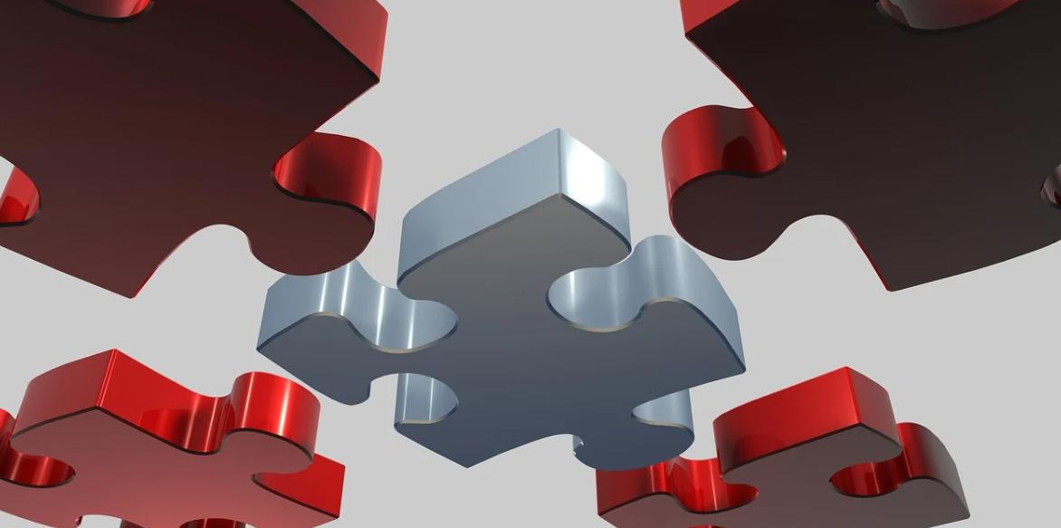 řešení puzzle