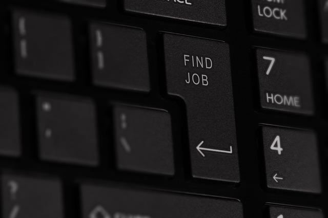 hledat práci na pc