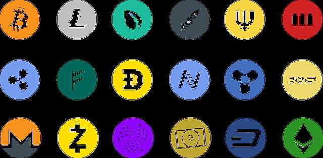 barevné piktogramy