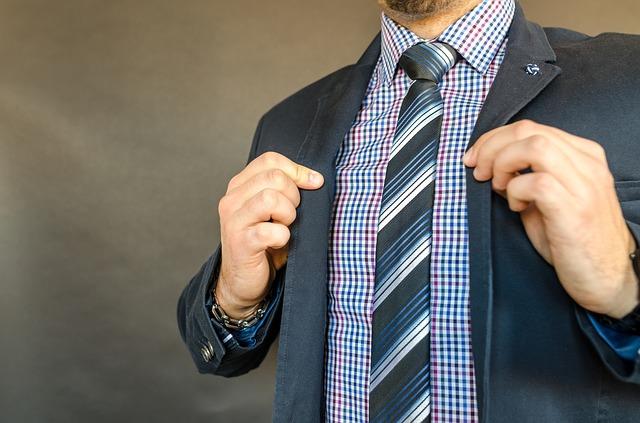 kostičkovaná košile